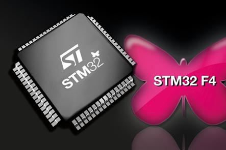 Mare & Gal Electronics » Blog Archive » STM32F4 schematic
