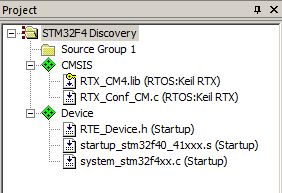Mare & Gal Electronics » Blog Archive » STM32F4 discovery