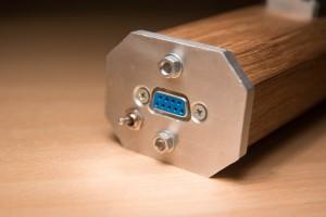 DB9 - charging plug