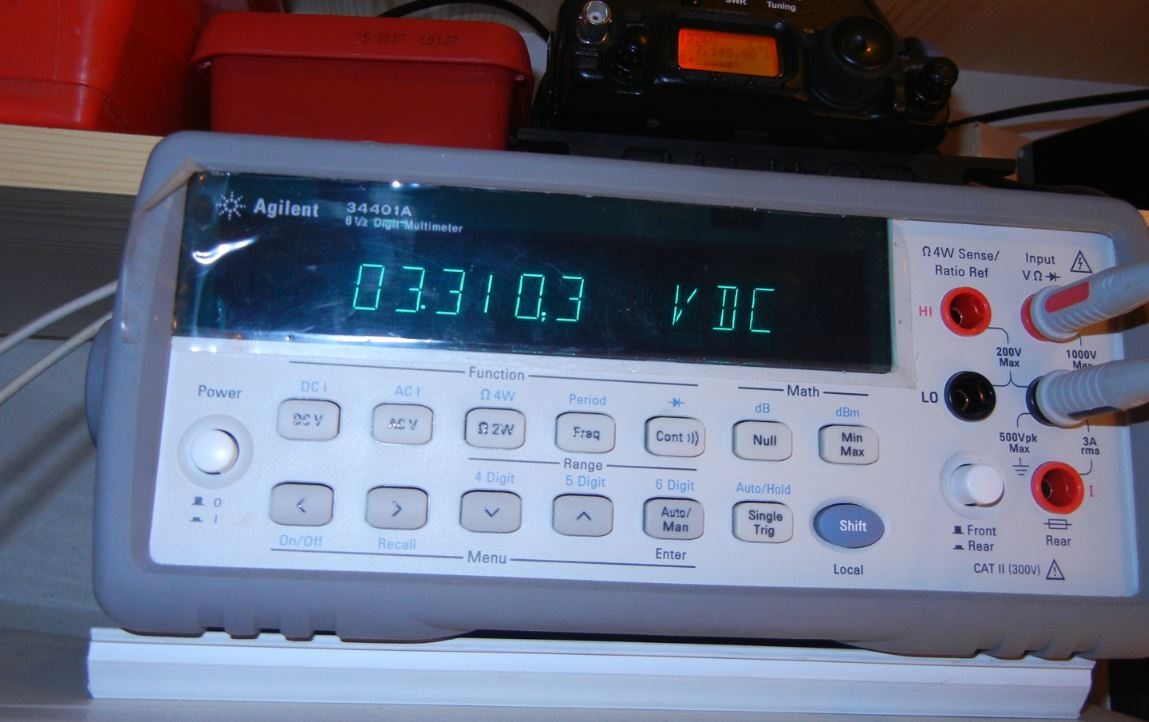 Mare & Gal Electronics » Blog Archive » ST-Link V2 on a