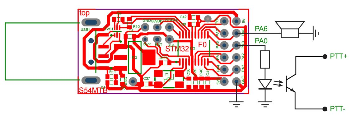 Mare & Gal Electronics » Blog Archive » Programmable CW Morse Keyer