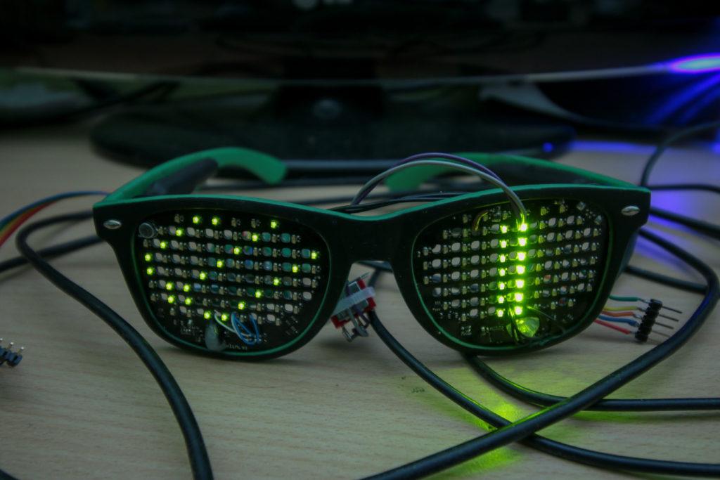 LED shades v0.1