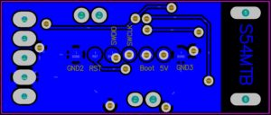 PCB - Bot side