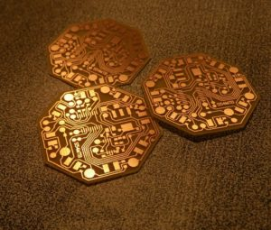 Etched PCBs