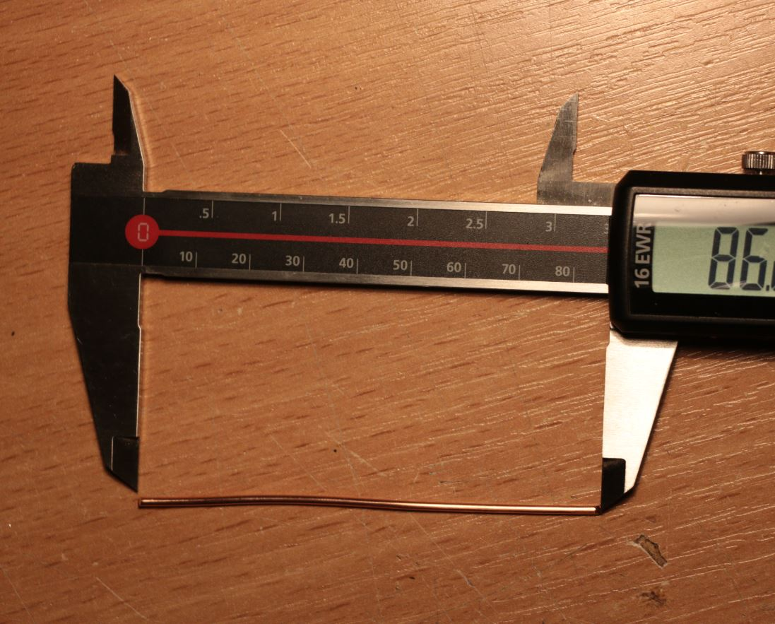 Mare & Gal Electronics » Blog Archive » Collinear antenna for 868MHz