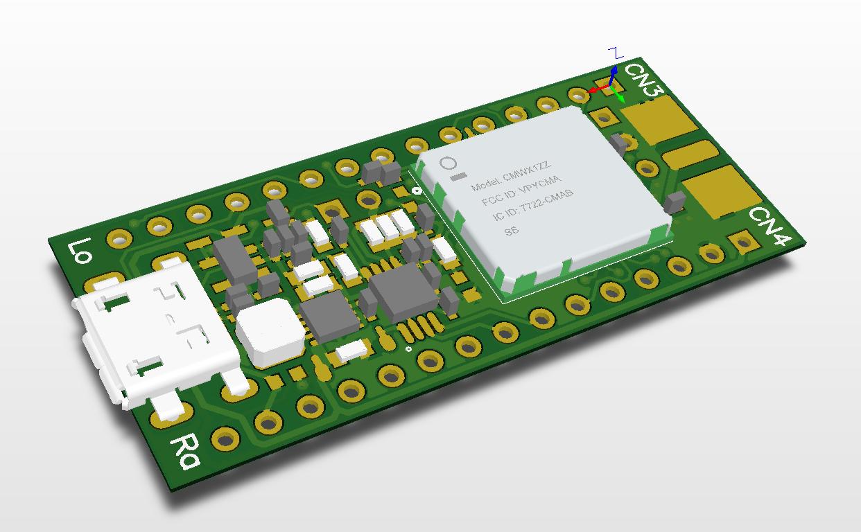Mare & Gal Electronics » Blog Archive » LoraDunchy Arduino