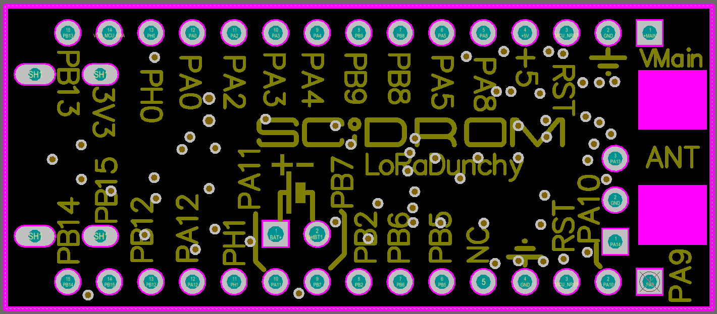 Mare & Gal Electronics » Blog Archive » LoraDunchy Arduino